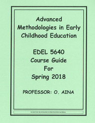 AINA'S EDEL 5640 (SPRING 2018)