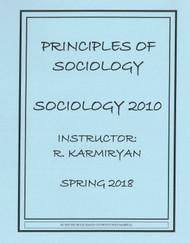 KARMIRYAN'S SOC 2010 (SPRING 2018)