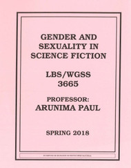 PAUL'S LBS/WGSS 3665 (SPRING 2018)