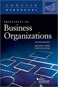 FREER'S PRINCIPLES OF BUSINESS (CONCISE HORNBOOK)(2ND, 2018)9781634607612