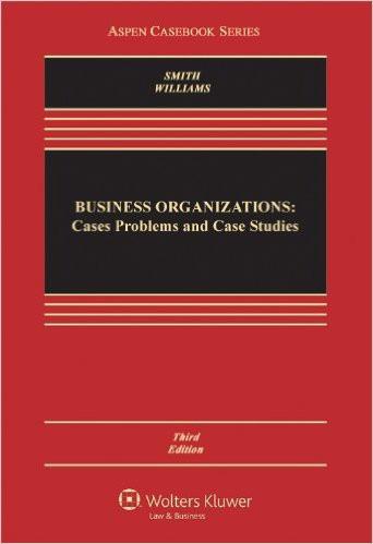 legal studies case book