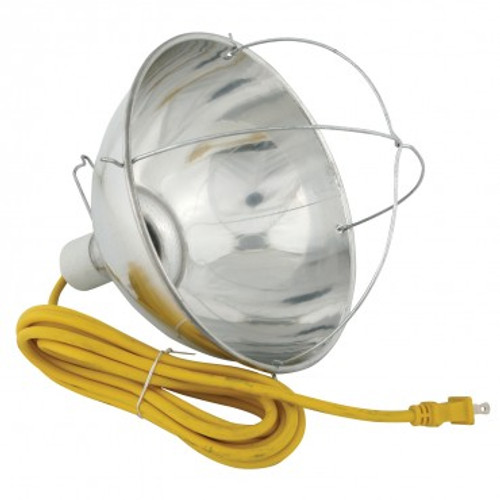 Qualilty Reflector Heat Lamp - 9' cord