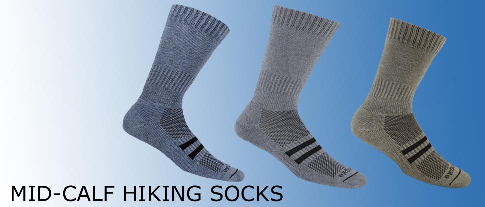 Ausangate Alpaca Mid-Calf Hiking Socks.