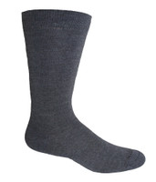 Classic design and naturally hypoallergenic dress socks made with Alpacor? yarn.