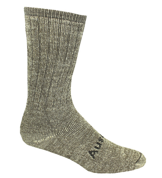 Our heavy weight mid-calf socks will keep your feet warm and fresh.