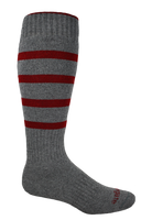 Classic lines winter socks for all your winter sport needs.