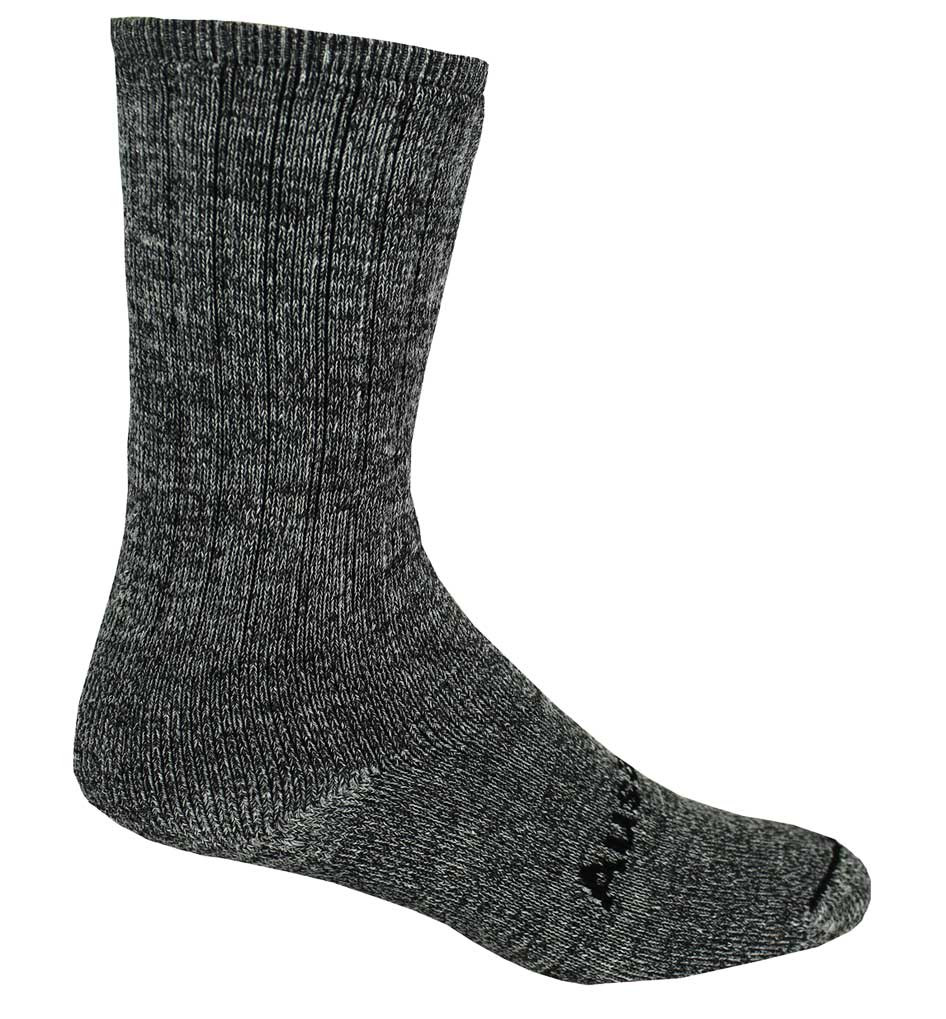 Our Medium-Weight Hiking Socks are available in Small, Medium, Large and X-Large.