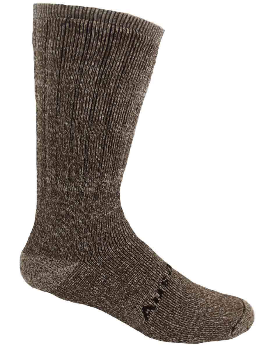 Our Medium Weight Hiking Socks are available in a neutral shade of sand.