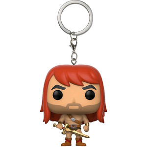 Zorn: Funko Pocket POP! x Son of Zorn Mini-Figural Keychain