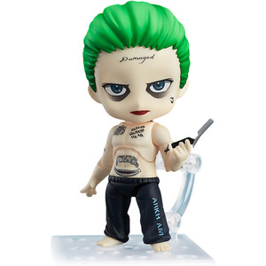 "The Joker: ~3.9"" Suicide Squad x Good Smile Company Nendoroid Mini Action Figure"