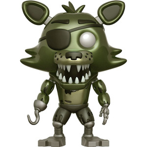 Phantom Foxy (Target Exclusive): Funko POP! Games x Five Nights at Freddy's Vinyl Figure