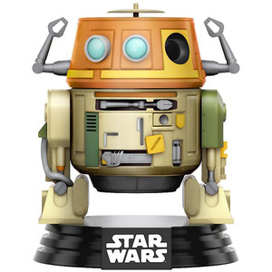 Chopper: Funko POP! Star Wars x Star Wars Rebels Vinyl Figure