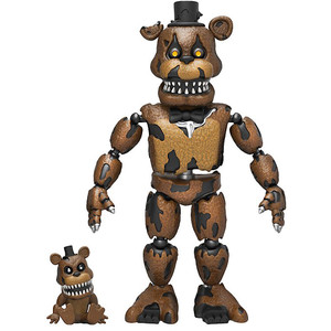 Nightmare Freddy: Funko x Five Nights at Freddy's Action Figure