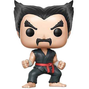 Heihachi (GameStop Exclusive): Funko POP! Games x Tekken Vinyl Figure