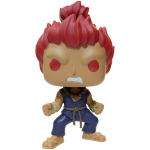 Akuma (GameStop Exclusive): Funko POP! Games x Street Fighter Vinyl Figure
