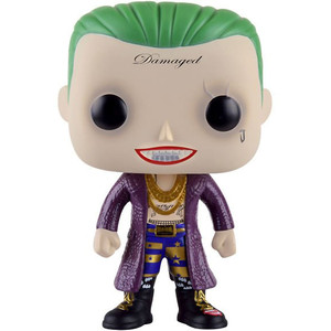 The Joker [Boxer] (Target Exclusive): Funko POP! Heroes x Suicide Squad Vinyl Figure