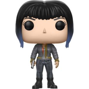Major (f.y.e. Exclusive): Funko POP! Movies x Ghost in the Shell Vinyl Figure