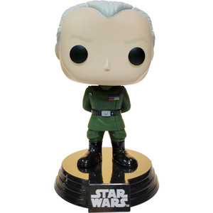 Grand Moff Tarkin (Smuggler's Bounty Exclusive): Funko POP! x Star Wars Vinyl Figure