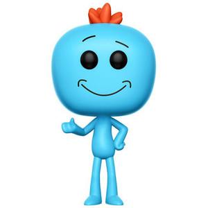 Mr. Meeseeks: Funko POP! Animation x Rick & Morty Vinyl Figure