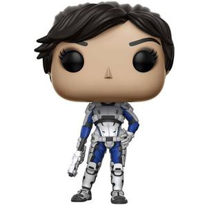 Sara Ryder: Funko POP! Games x Mass Effect - Andromeda Vinyl Figure