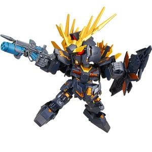 RX-0(N) Unicorn Gundam 02 Banshee Norn (Destroy Mode): SD Gundam EX-Standard Super Deformed Model Kit (SDEX #015)