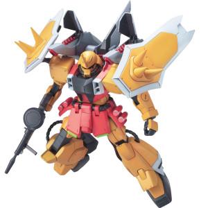 ZGMF-1001/M Blaze ZAKU Phantom (Heine Westenfluss Custom): Gundam Seed Destiny 1/100 Model Kit (GSD #007)