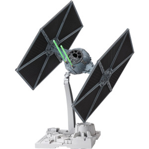 TIE Fighter: 1/72 Bandai Star Wars Plastic Model Kits