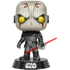 The Inquisior (Walmart Exclusive): Funko POP! x Star Wars Rebel Vinyl Figure