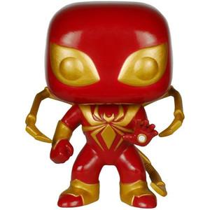 Iron Spider (Walgreens Exclusive): Funko POP! Marvel x Spider-Man Vinyl Figure
