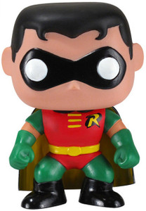 Robin: Funko POP! x DC Universe Vinyl Figure