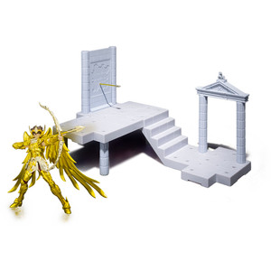 Sagittarius Aiolos [Commitment of Aiolos' Spirit in the Palace of the Centaur]: Saint Seiya x Tamashii Nations D.D. Panoramation Action Figure