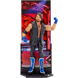 AJ Styles: WWE x Elite Collection Action Figure #47A (DXJ09)