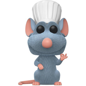 Remy (Chase Edition): Funko POP! Disney x Ratatouille Vinyl Figure