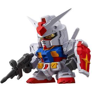 RX-78-2 Gundam: Gundam x Bandai Shokugan FW SD Gundam Neo Micro Figure Vol. 2