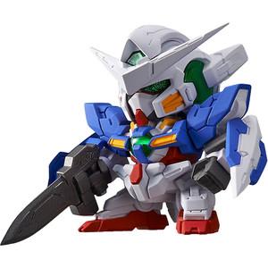 GN-001 Gundam Exia: Gundam 00 x Bandai Shokugan FW SD Gundam Neo Micro Figure Vol. 2