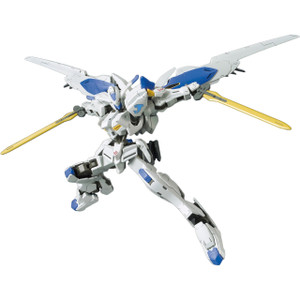 ASW-G-01 Gundam Bael: High Grade Gundam Iron Blooded Orphans 1/144 Model Kit (HGIBO #036)
