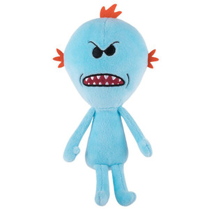 Mr. Meeseeks [Mad]: Funko Galactic Plushies x Rick & Morty Plush