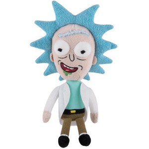 Rick [Smile]: Funko Galactic Plushies x Rick & Morty Plush
