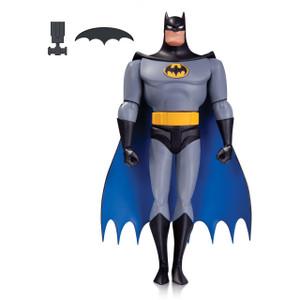 "Batman: ~6"" Batman The Animated Series x DC Collectibles Action Figure"