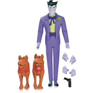 "The Joker: ~6"" The New Batman Adventures x DC Collectibles Action Figure"