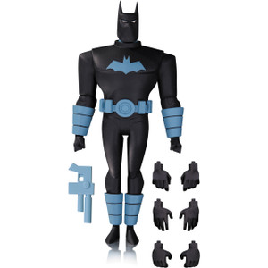 "Anti-Firesuit  Batman: ~6"" The New Batman Adventures x DC Collectibles Action Figure"