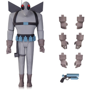 "Firefly: ~6"" The New Batman Adventures x DC Collectibles Action Figure"