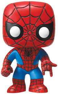 Spider-Man: Funko POP! x Marvel Universe Vinyl Figure