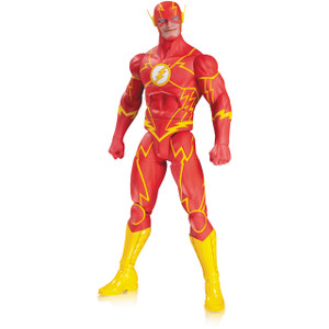 "Flash by Greg Capullo: ~6.6"" DC Comics Designer Series Action Figure"