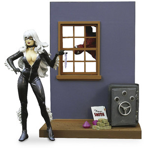 Black Cat: Marvel Select Action Figure