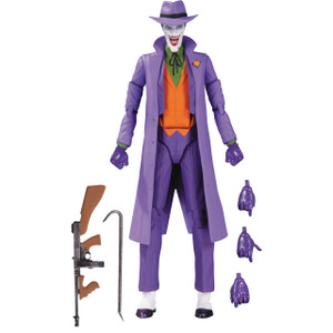"Joker [A Death in the Family]: ~6"" DC Comics Icons Action Figure"