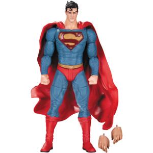 "Superman by Lee Bermejo: ~6.75"" DC Comics Designer Series Action Figure"