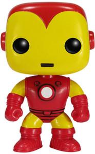 Iron Man: Funko POP! x Marvel Universe Vinyl Figure