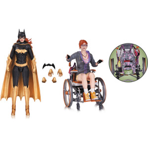Batgirl & Oracle: DC Collectibles Batman Arkham Knight Action Figure