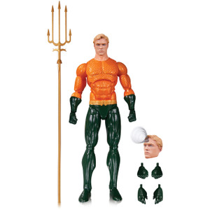 "Aquaman: ~6"" DC Comics Icons Action Figure"